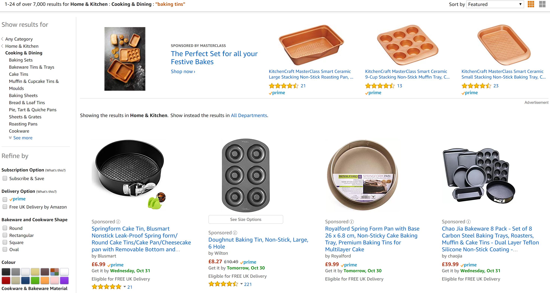 Amazon Product Photography Example
