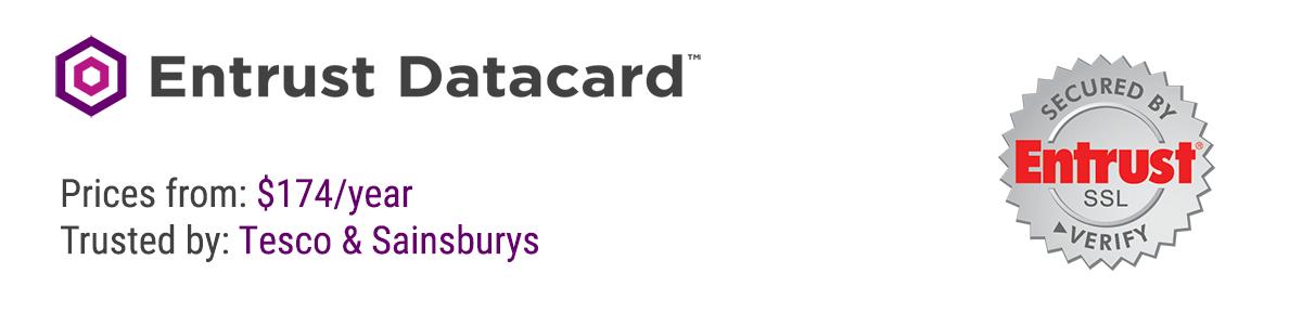 Entrust Datacard SSL Trust Seal