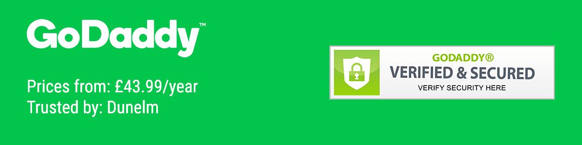 GoDaddy SSL Site Seal