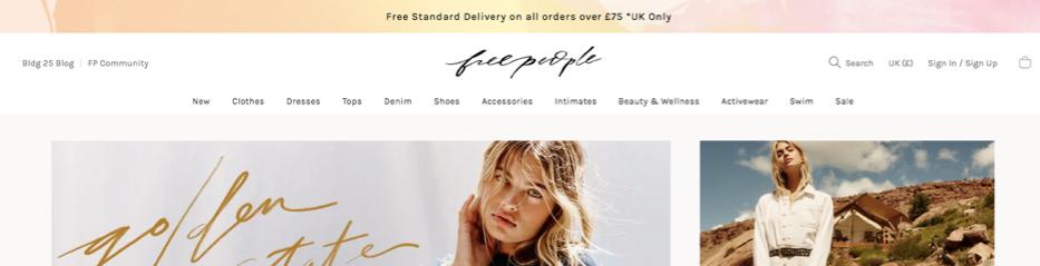 eCommerce personalisation