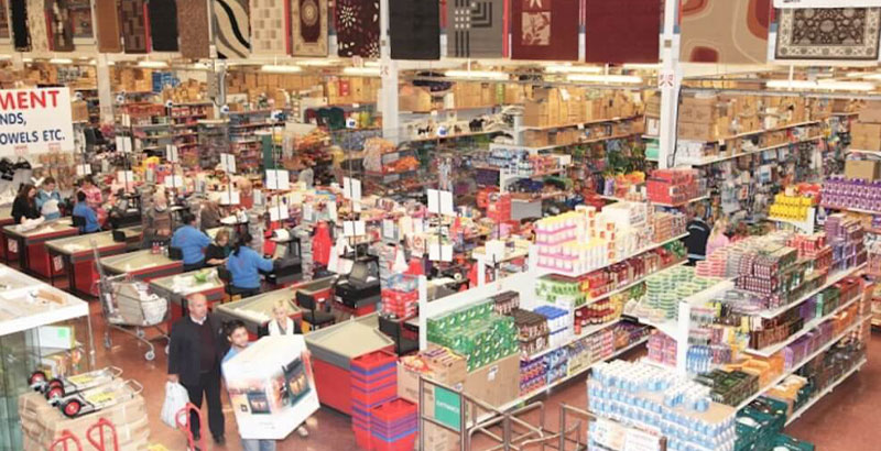 A superstore