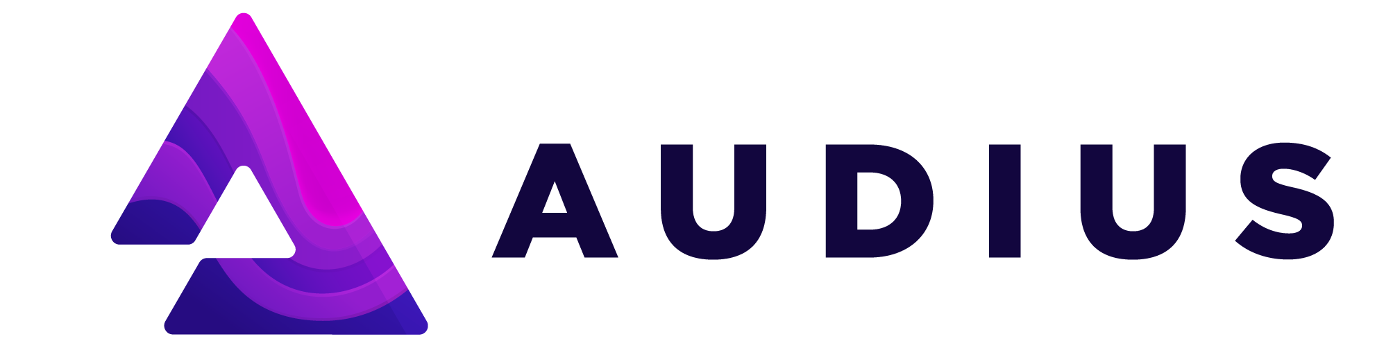 Nansen partner Audius logo