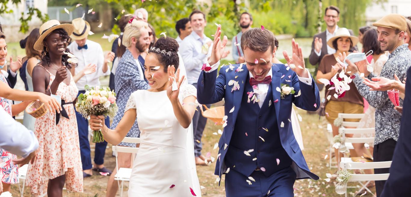 Photographie de mariage d'alaric
