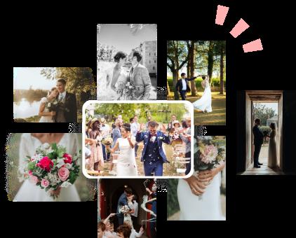 Un aperçu de belles photos de mariage à Longwy