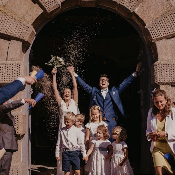 Photographie d'un mariage à Longwy
