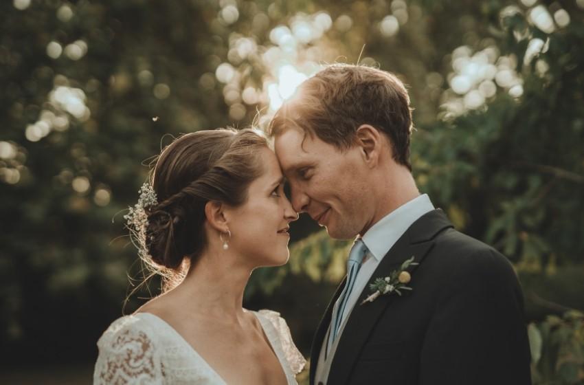 Photographie d'un moment important du mariage par Spark