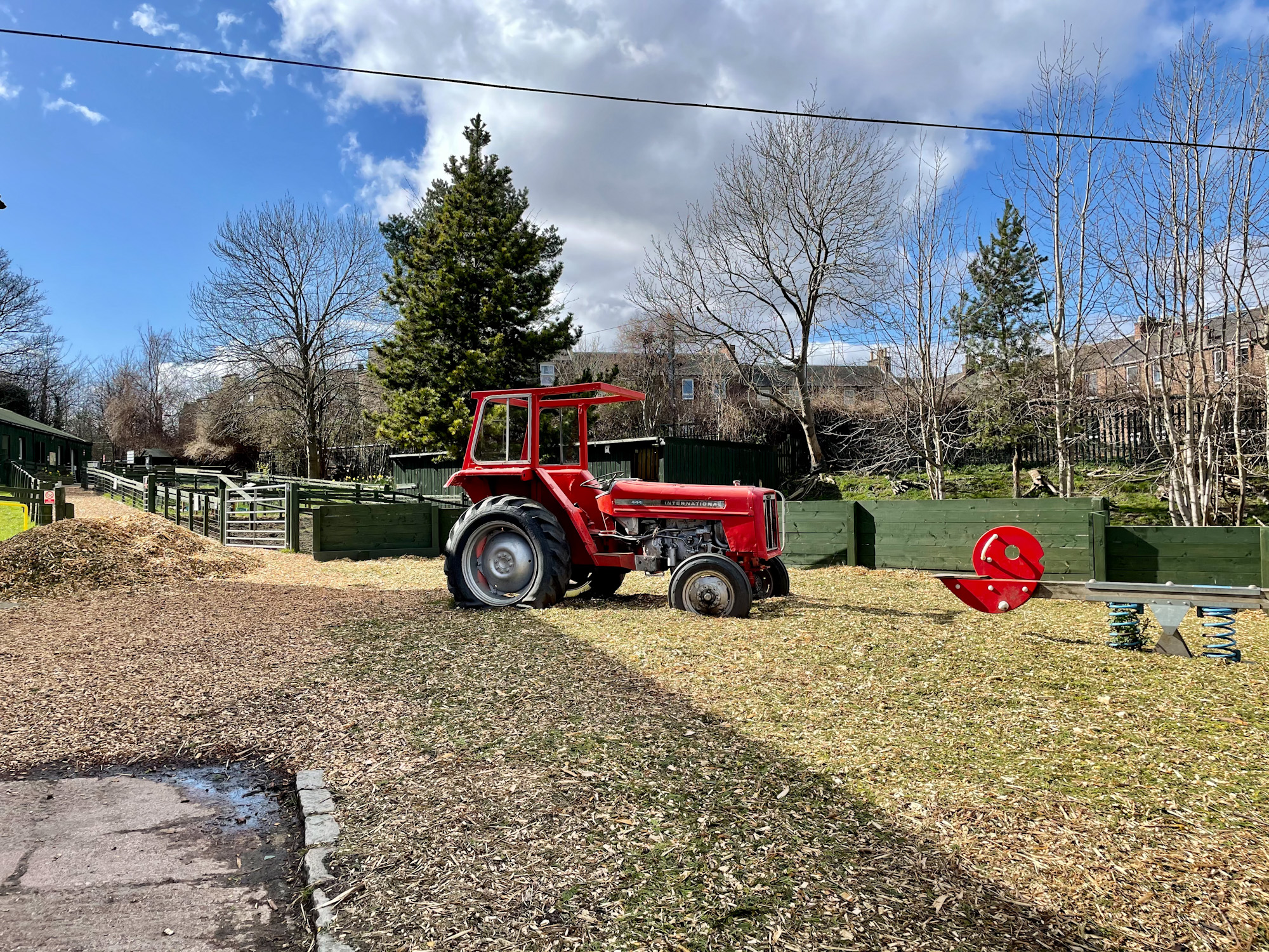 a-tractor-at-the-farm