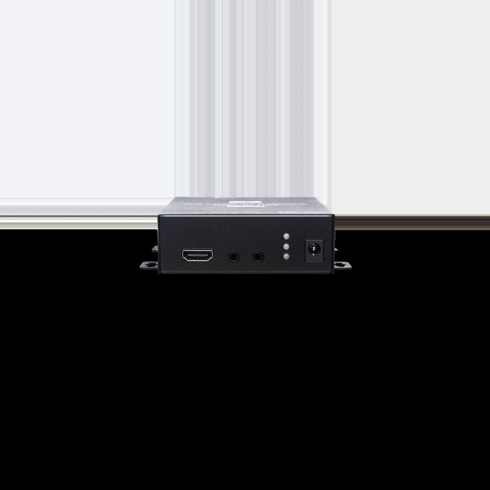 4K60Hz HDMI/IR/RS232/PoH CAT5e 延長器