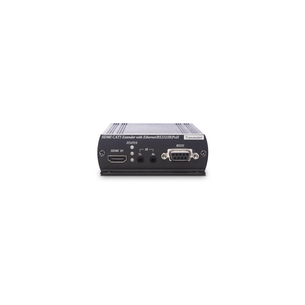4K HDMI/IR/RS232/網路/PoH CAT5e 延長器