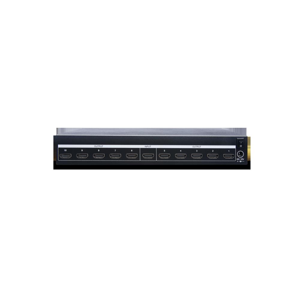 4K60Hz 1进10出HDMI 分配器