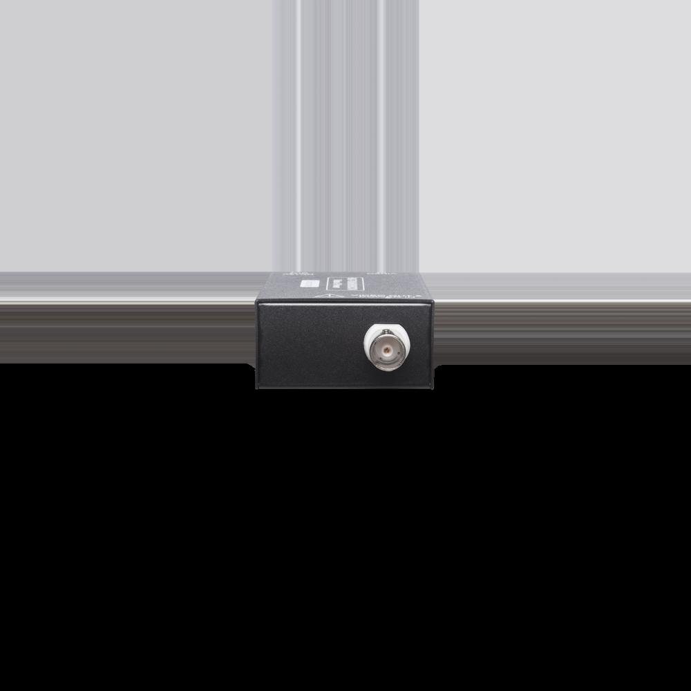 高清影像/電源同軸線延長器