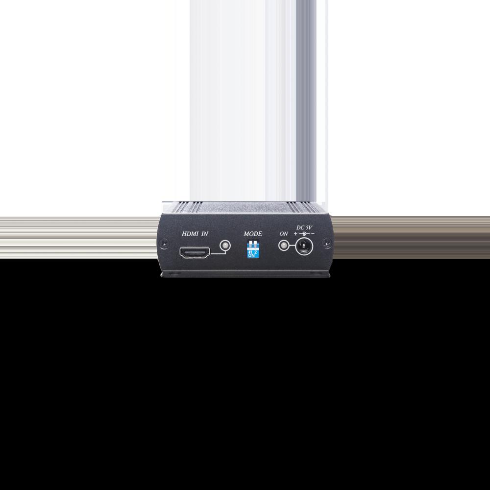 HDMI轉DVI影像/聲音轉換器