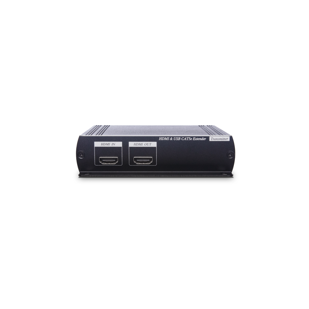 HDMI/USB 鍵盤滑鼠CAT5e 延長器
