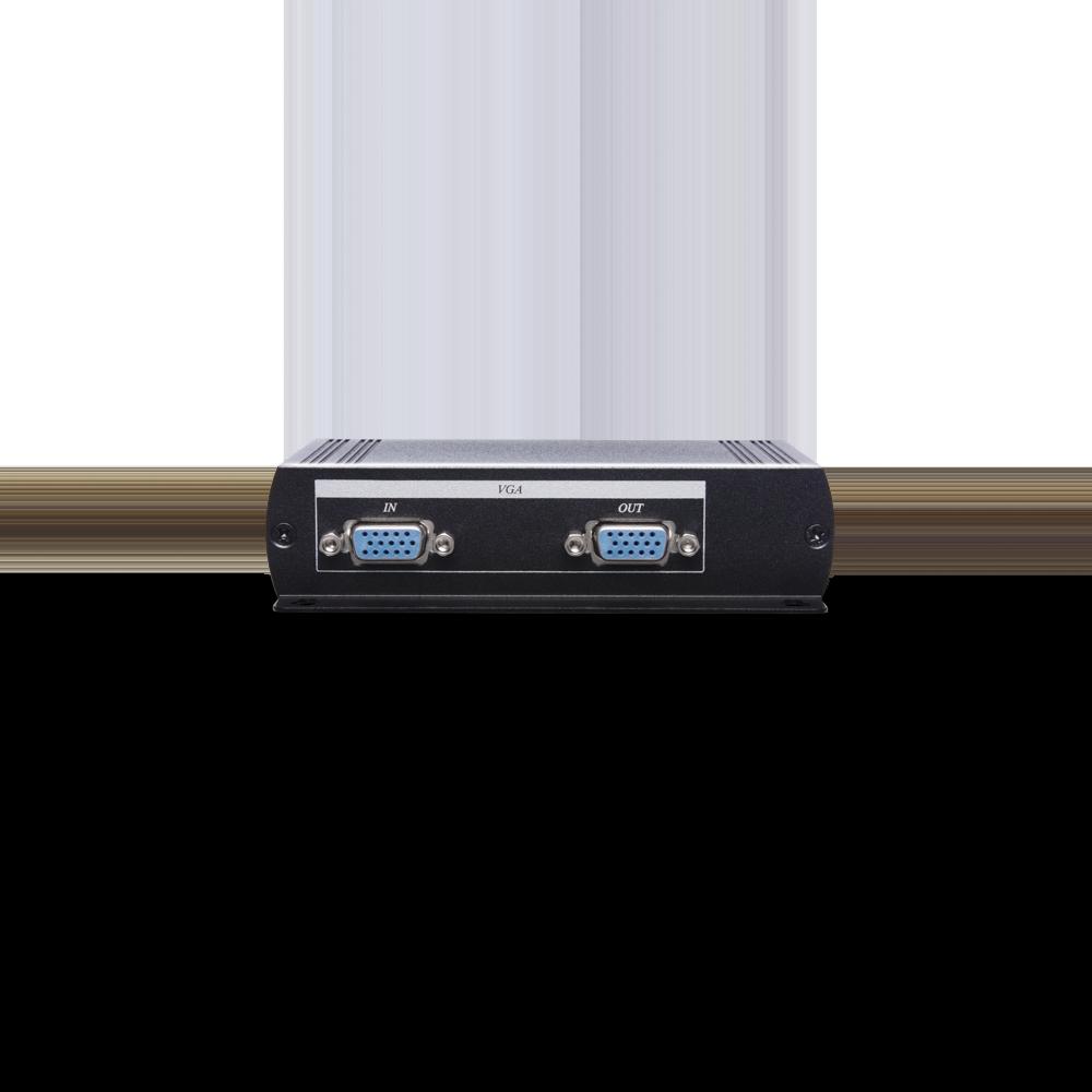 1 x  5 VGA Distribution Amplifier CAT5e Extender