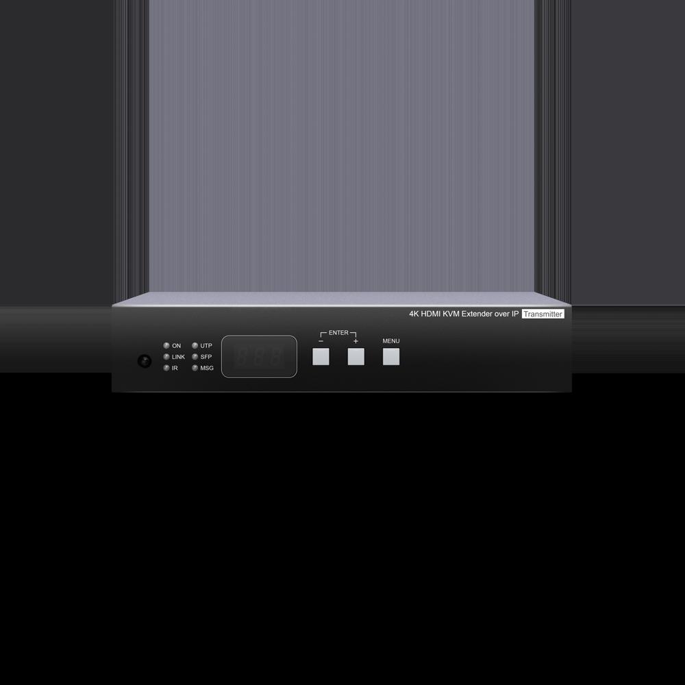 4K HDMI KVM 网络型PoE分布式延长器