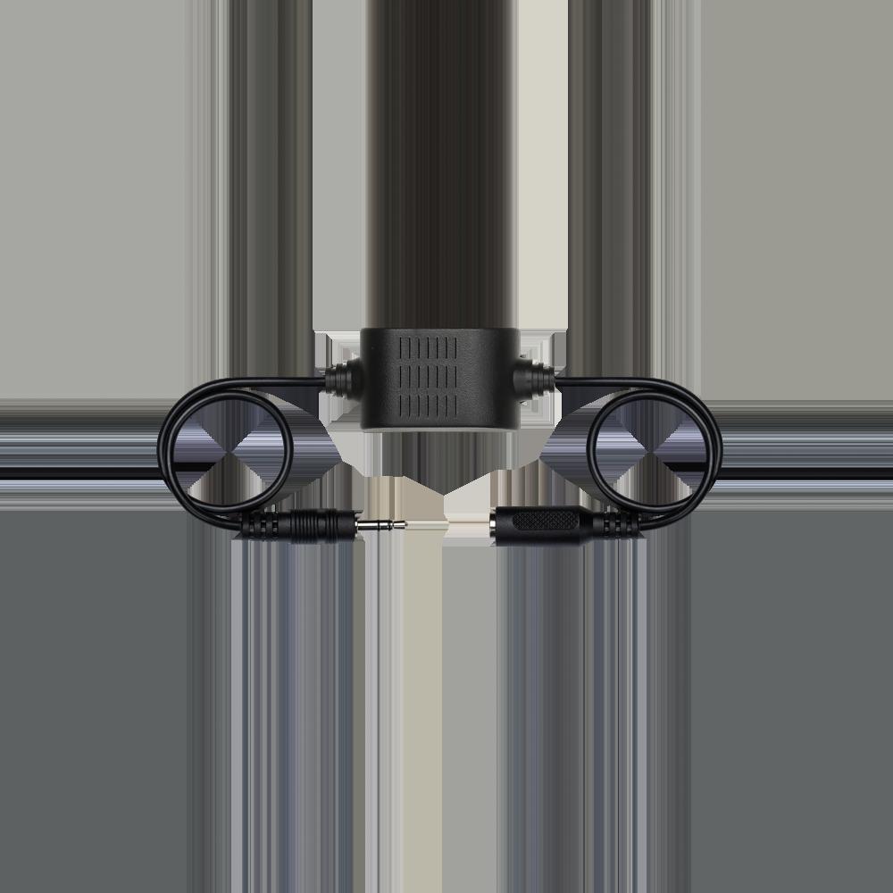 Stereo Audio Ground Loop Isolator