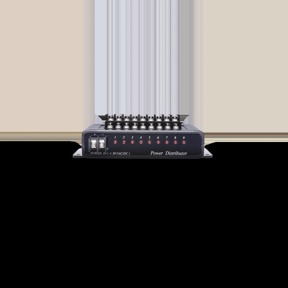 1 x 9 Power Distributor Box