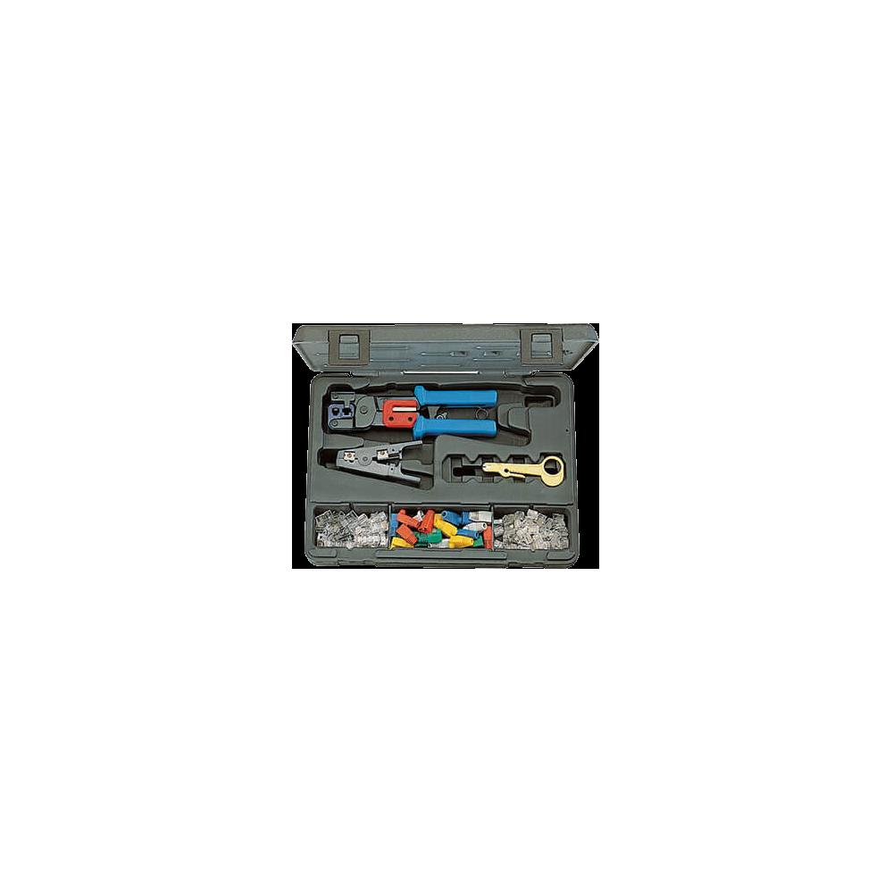 雙絞線工具箱