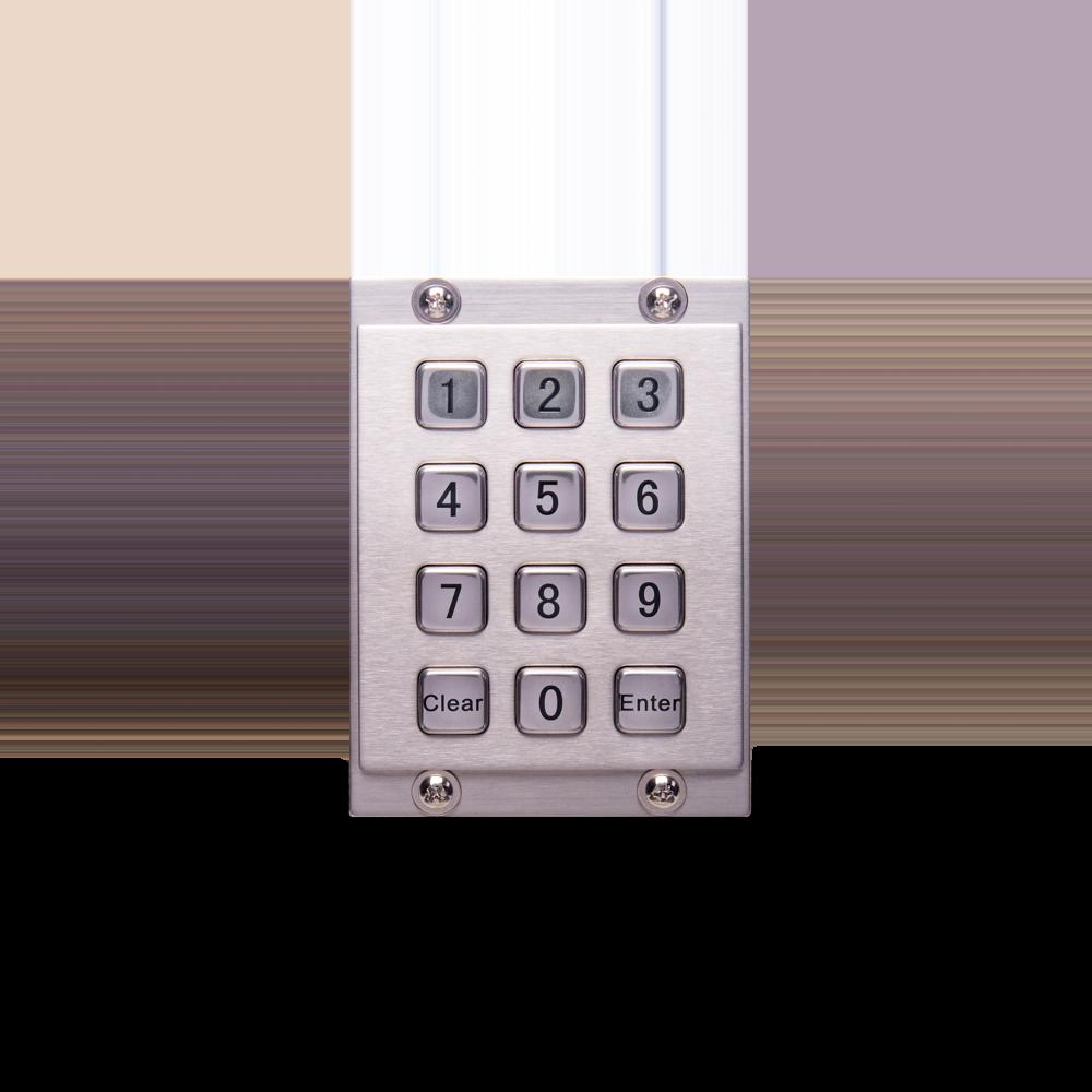 外接式RS232 键盘