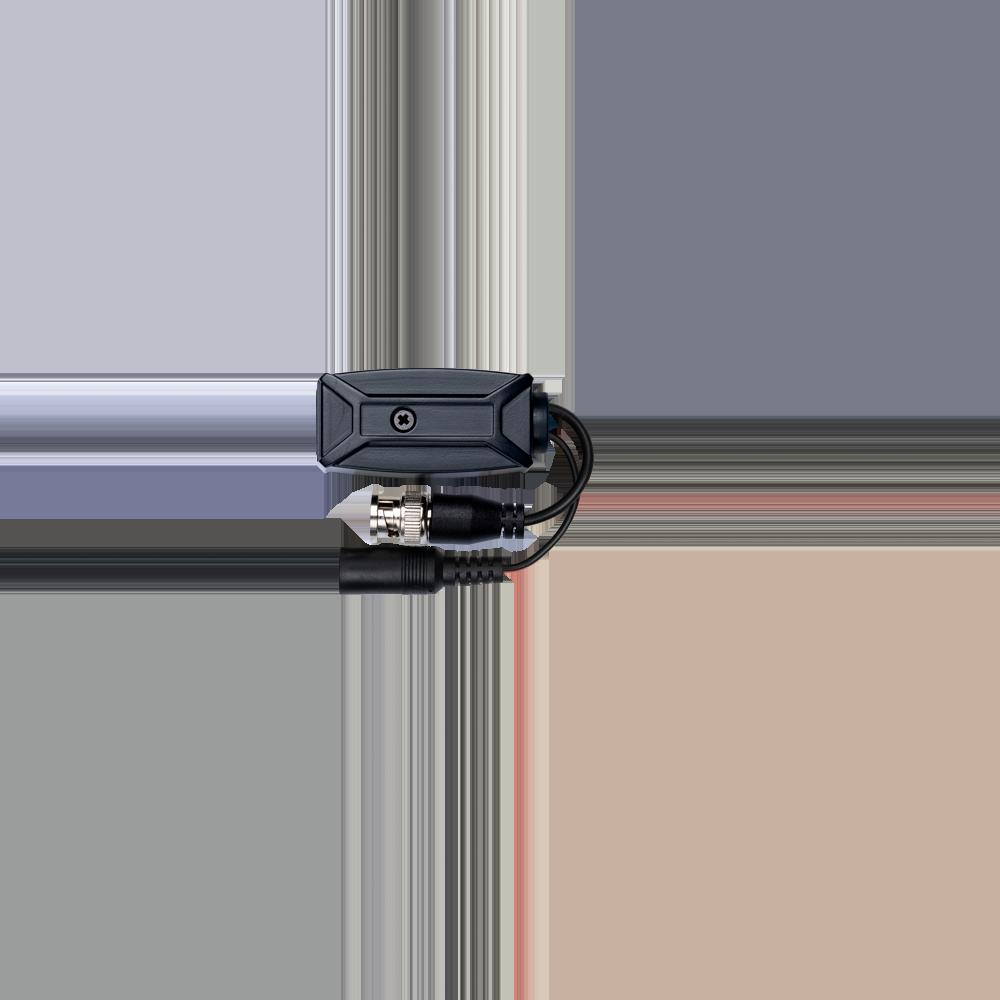 高清影像/电源/控制讯号双绞线传输器