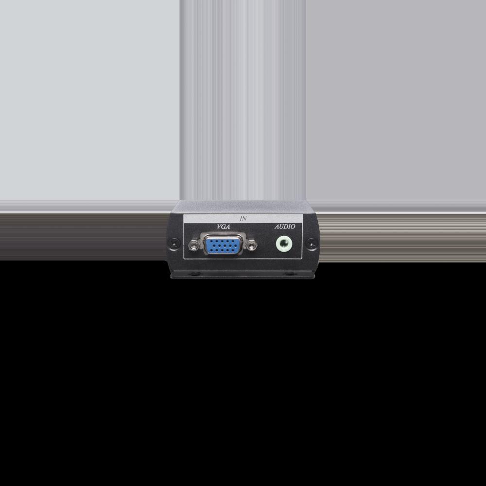 高分辨率VGA/声音CAT5e 延长器