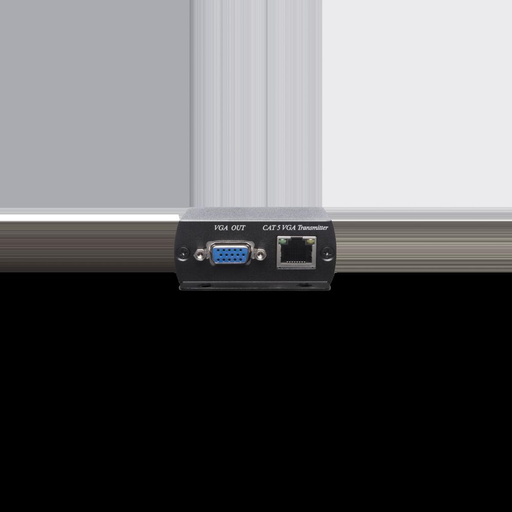 1进2出VGA分配CAT5e 延长器