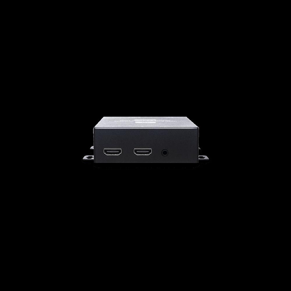 4K60Hz 4:4:4 HDMI/IR/RS232 CAT5e 延長器