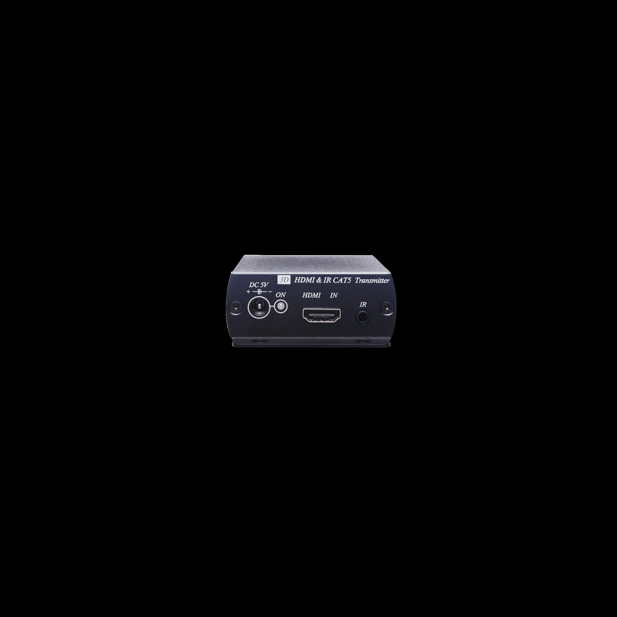 HDMI & IR CAT5e Extender 1080p 40M