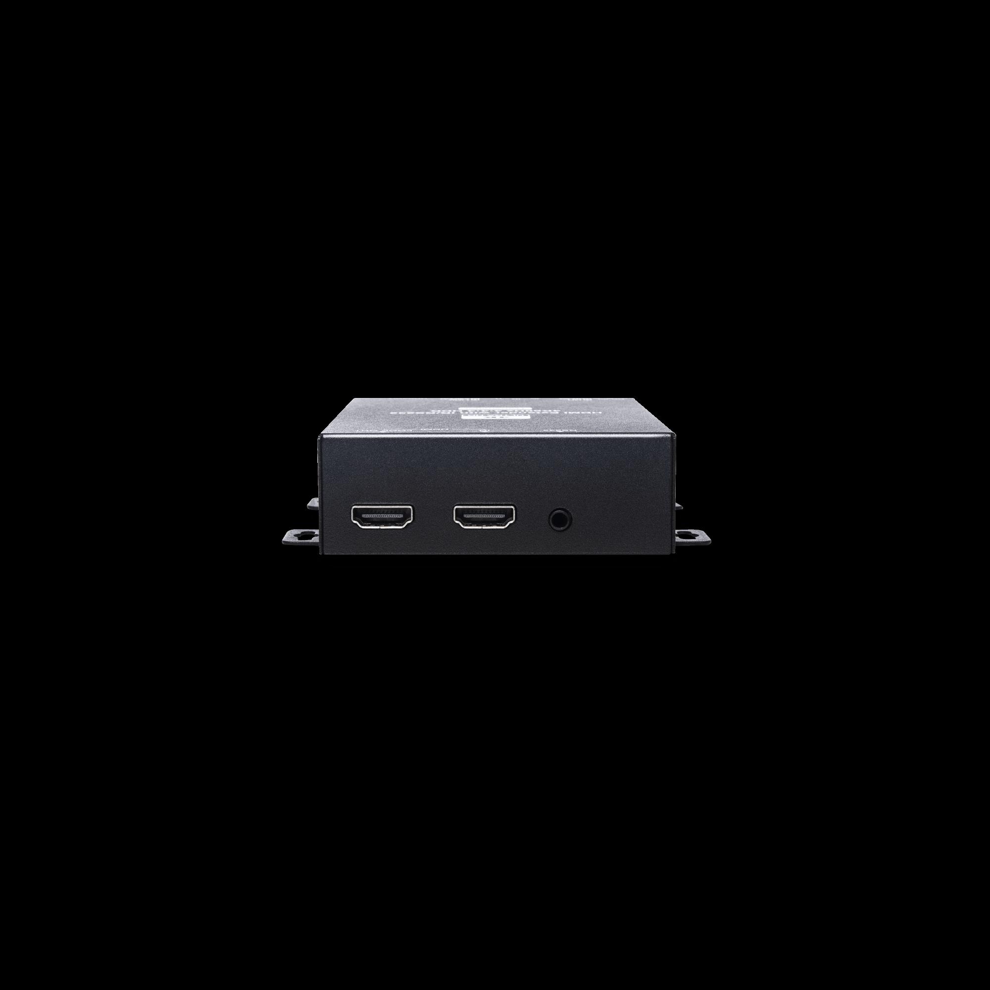 4K 60Hz 4:4:4 HDMI & IR/R232 CAT5e Extender 70M