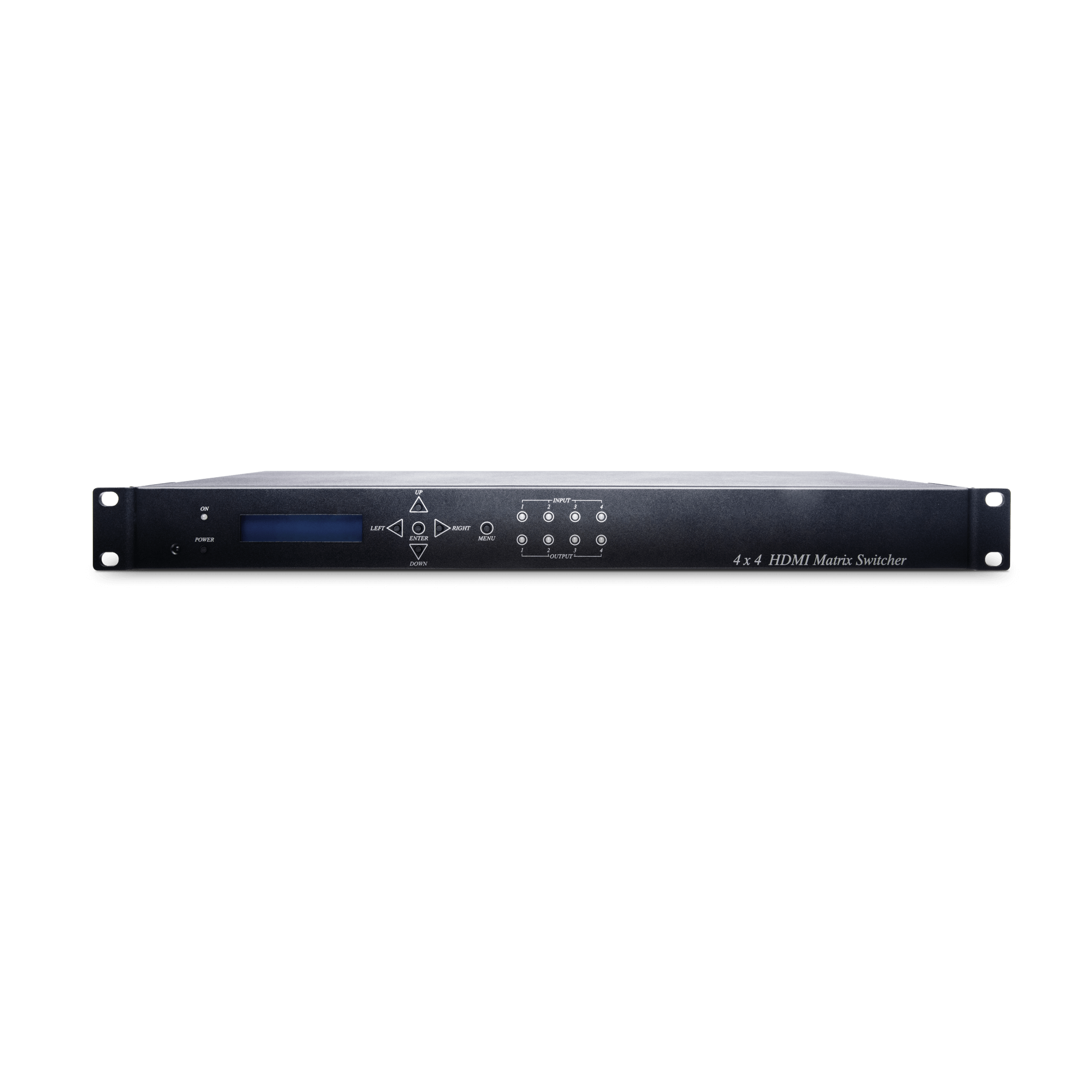 4 X 4 HDMI Matrix Switcher with Ethernet Control