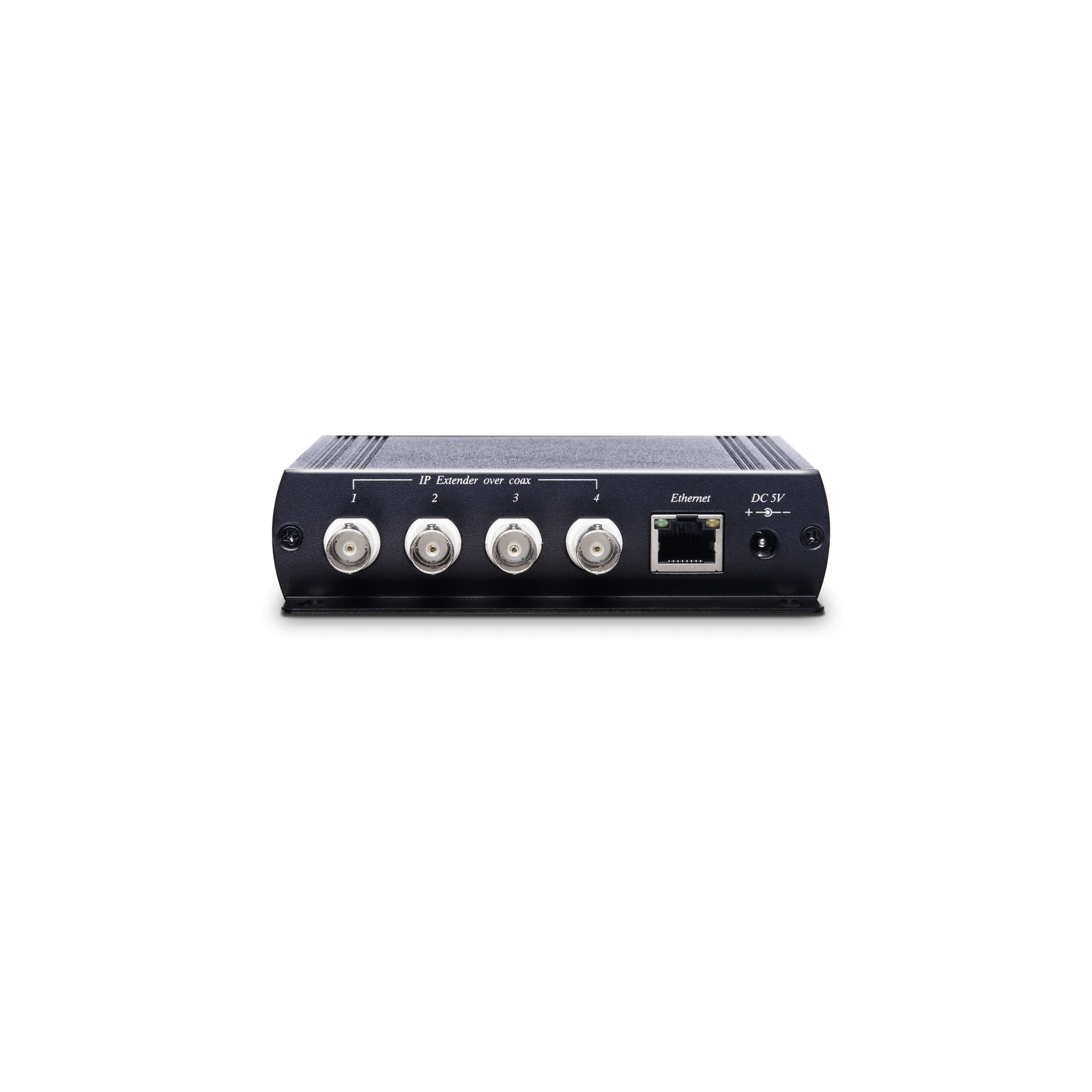 Ethernet Switch Kit with 4 Port BNC and 1 Port RJ45