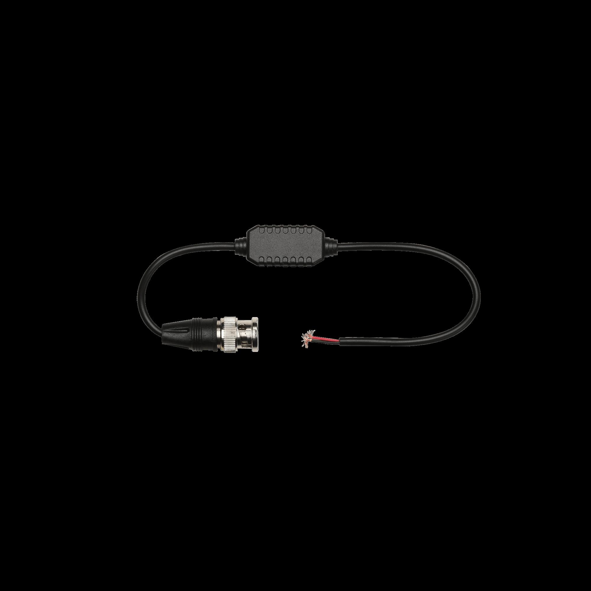 HD-TVI/AHD/HDCVI/CVBS Video Balun  with Bare Wire