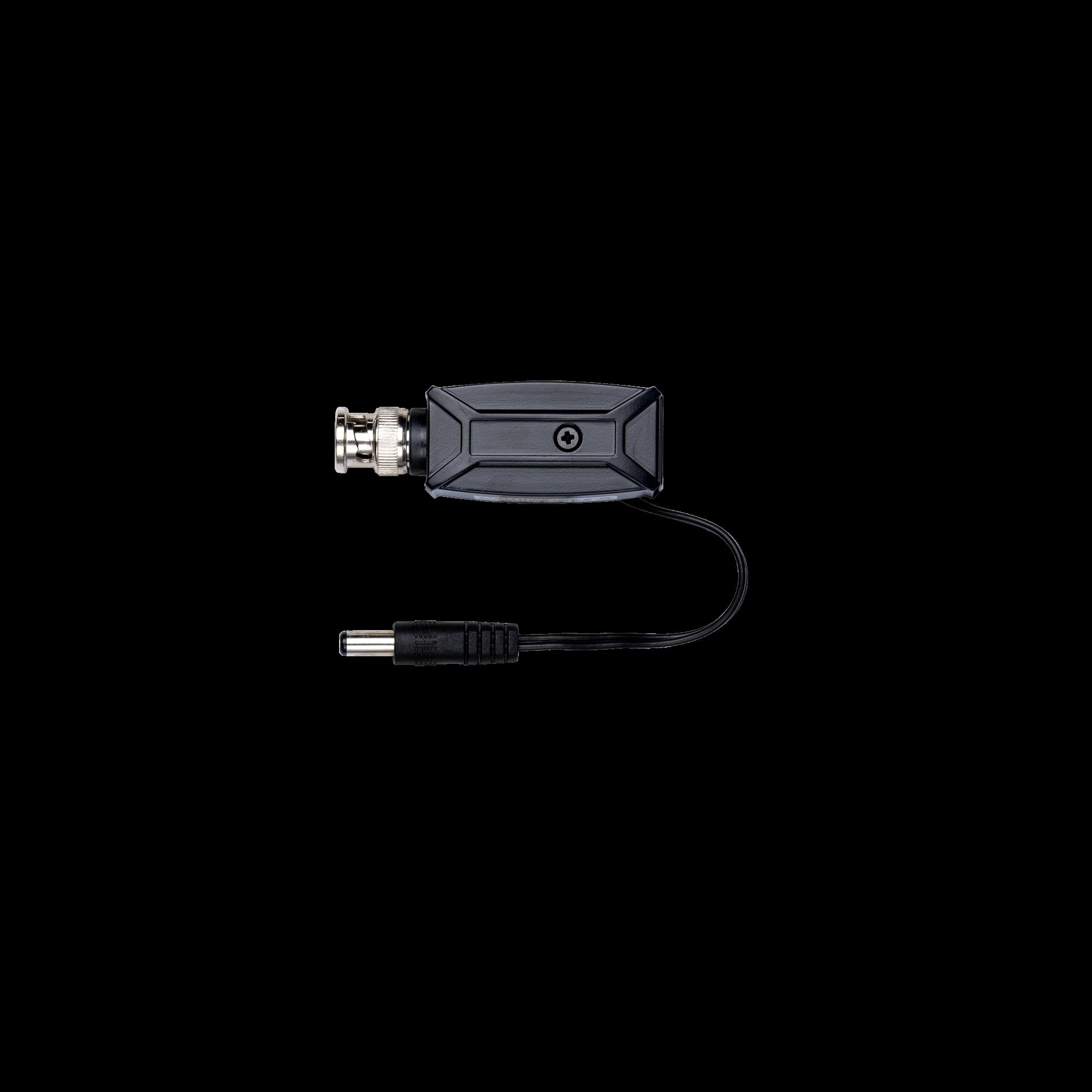 HD-TVI/AHD/HDCVI/CVBS Video & Power Balun
