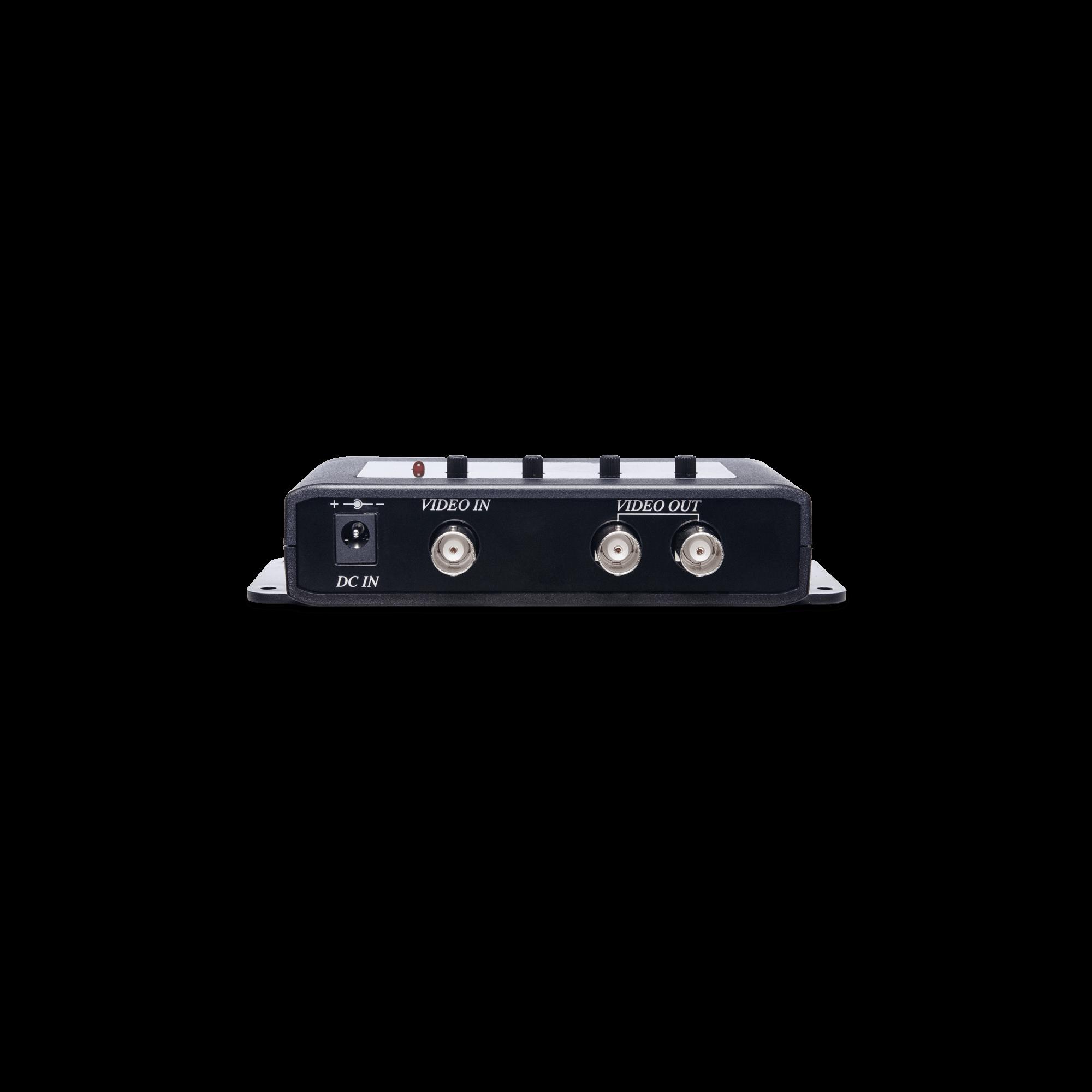 1 x 2 CVBS Video Distribution Amplifier