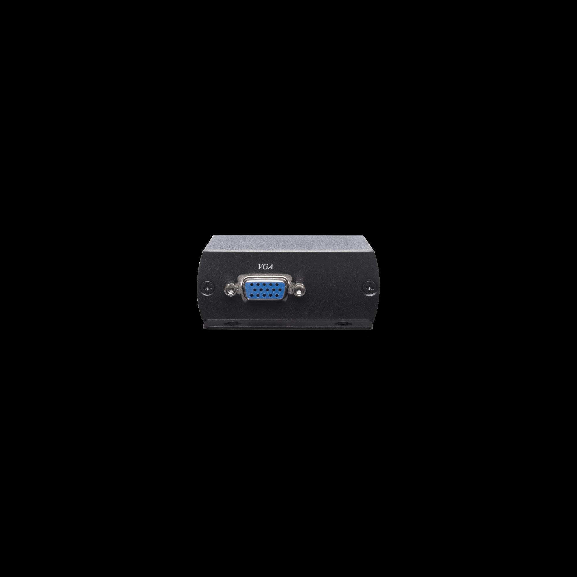 High Resolution VGA CAT5e Extender