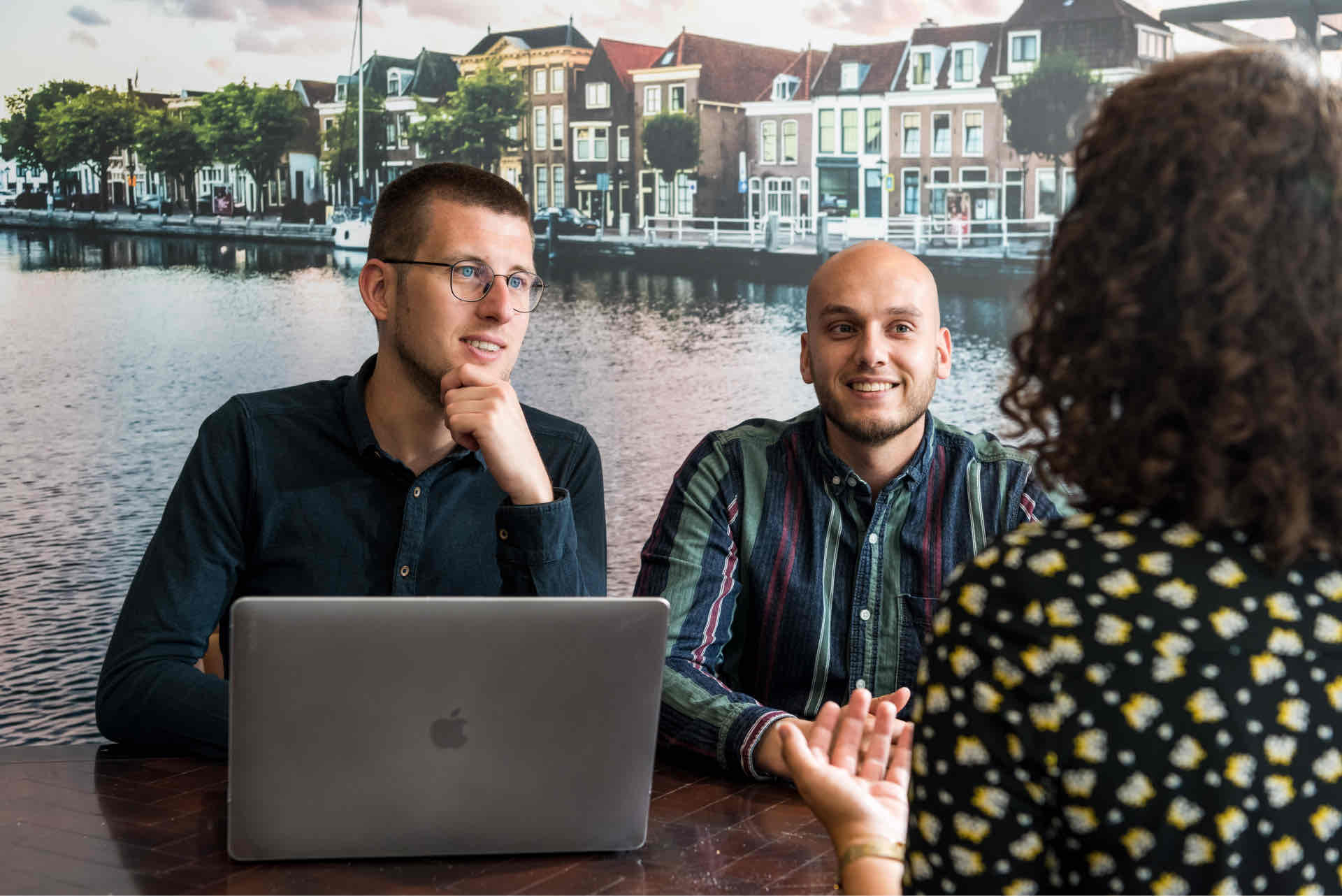 Start een project Talkpixels