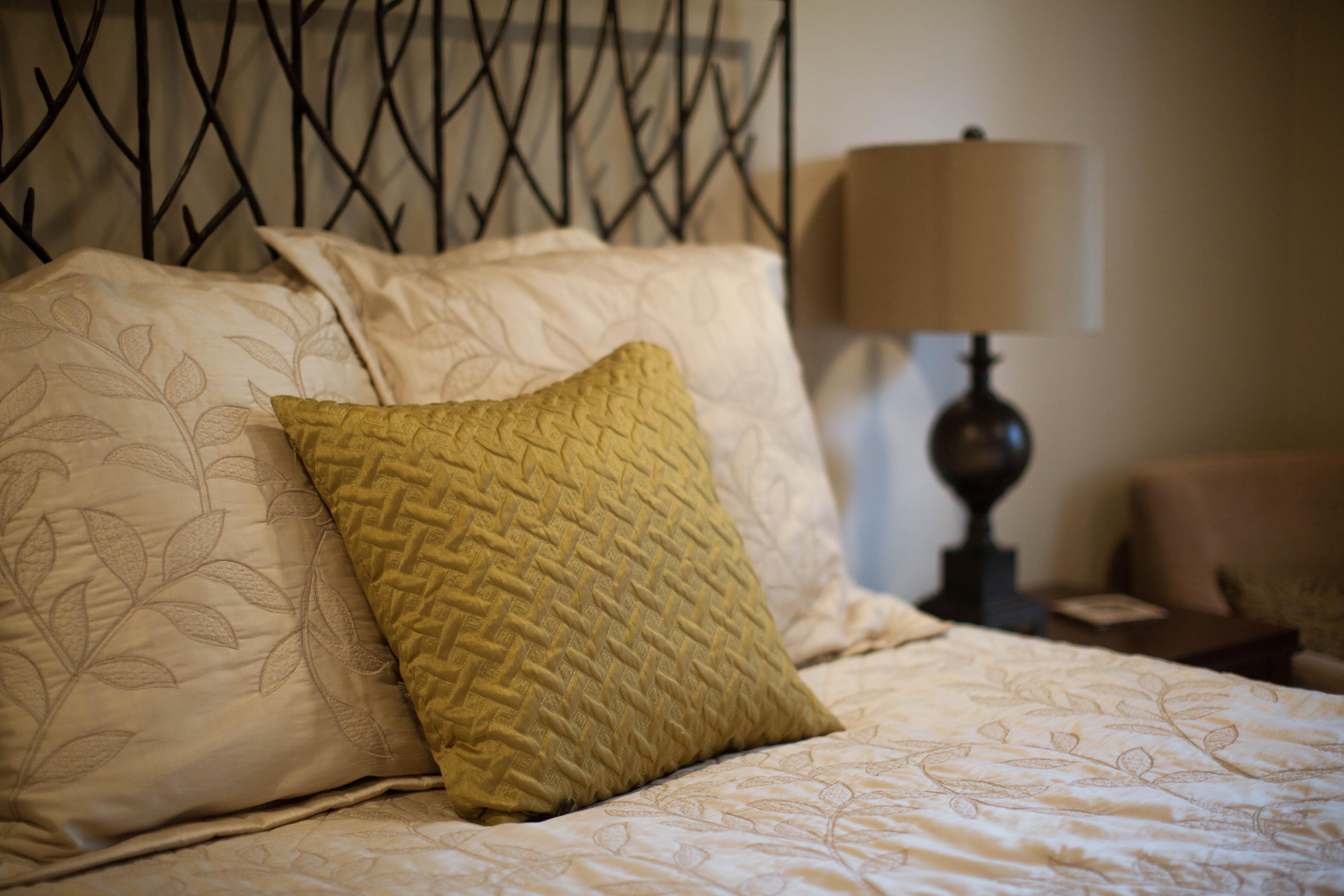 Residential Facilities bedroom