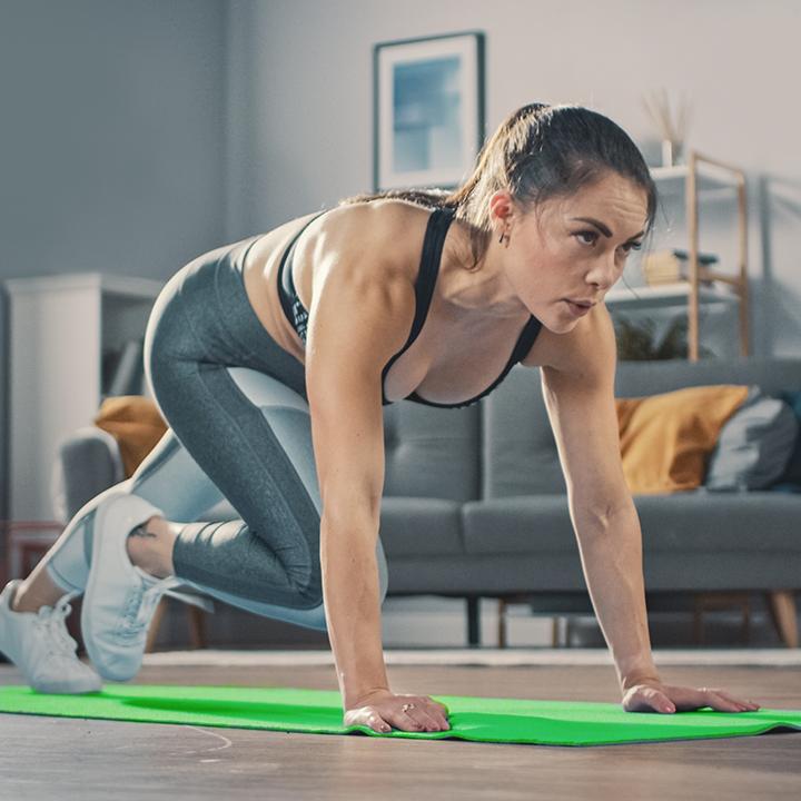 Domowa siłownia– ile kosztuje? Co kupić?