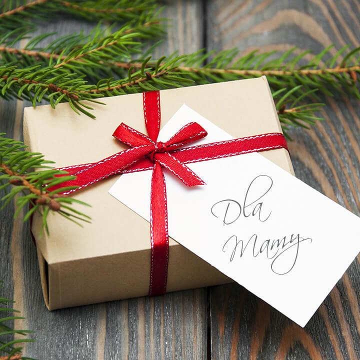 Co kupić mamie na święta? Pomysły na prezent