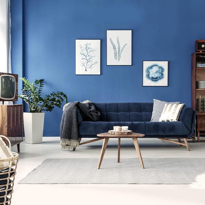 Najmodniejsze dodatki do salonu. Jak odświeżyć mieszkanie bez remontu?