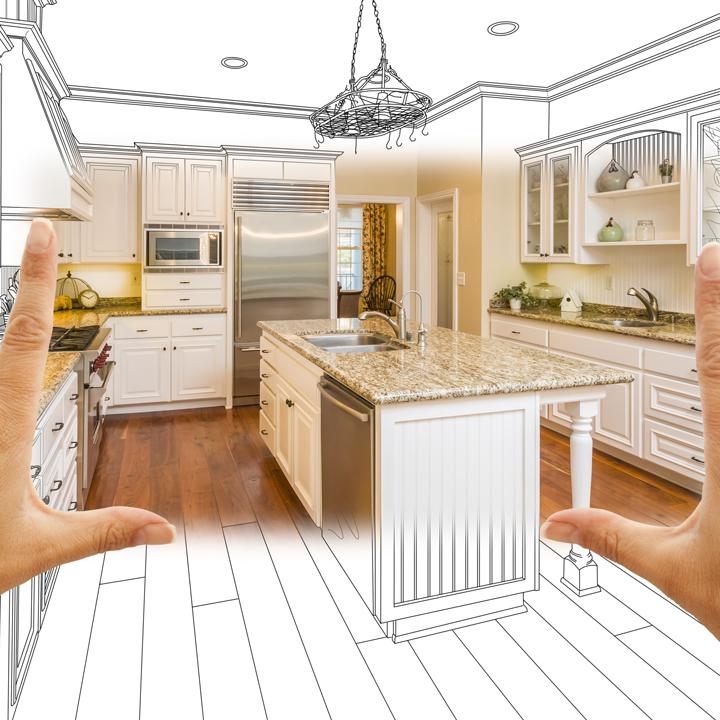 Ile kosztuje remont kuchni 8 m2?