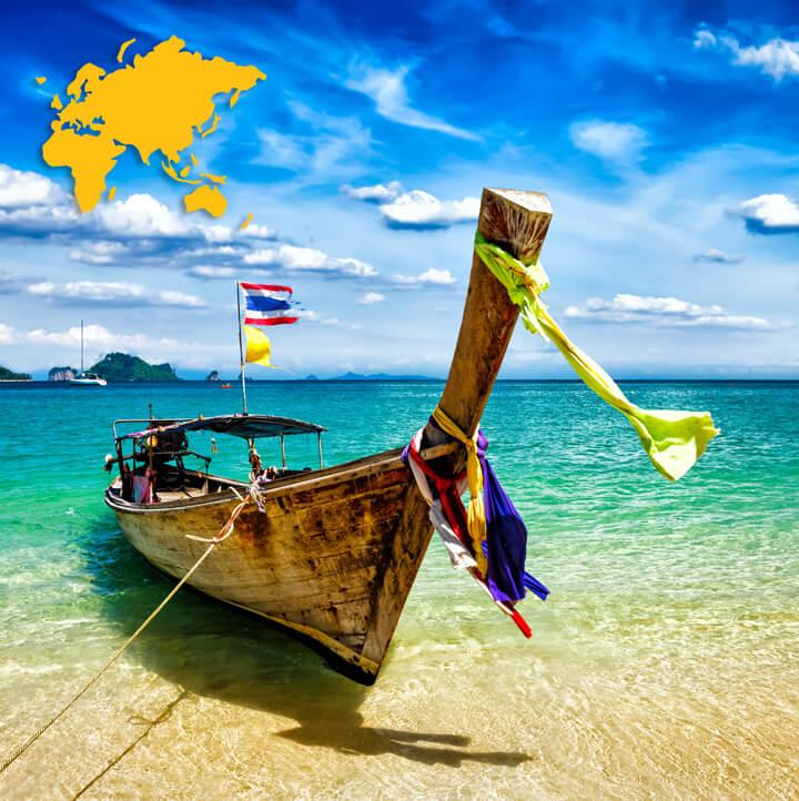 Wyjazd do Tajlandii. 7 rzeczy, które musisz wiedzieć