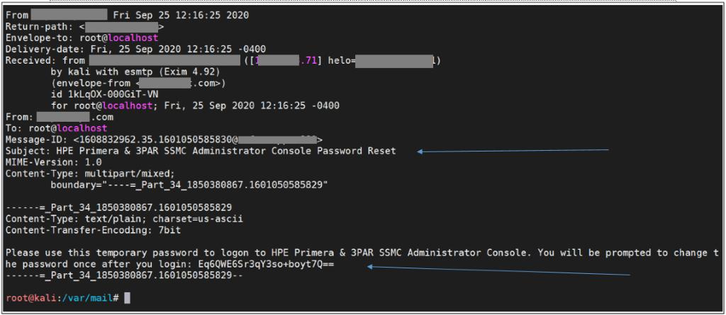 HPE 3PAR Admin Console