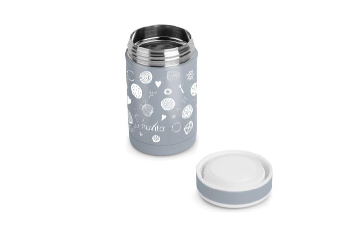 Contenitore termico in acciaio inox 500 ml  - 1472