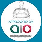 Biberon Anticolica Nuvita Approvato AIO - Associazione Italiana Odontoiatri