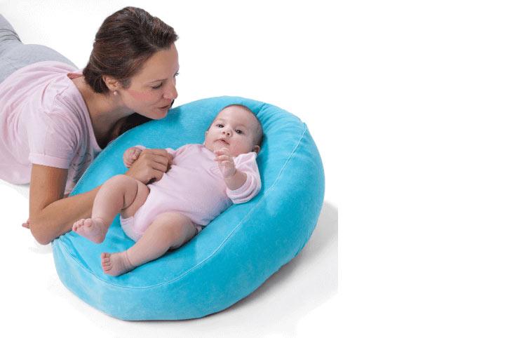 Federa per Nido Bebe' per cuscino gravidanza e allattamento - DreamWizard 7104