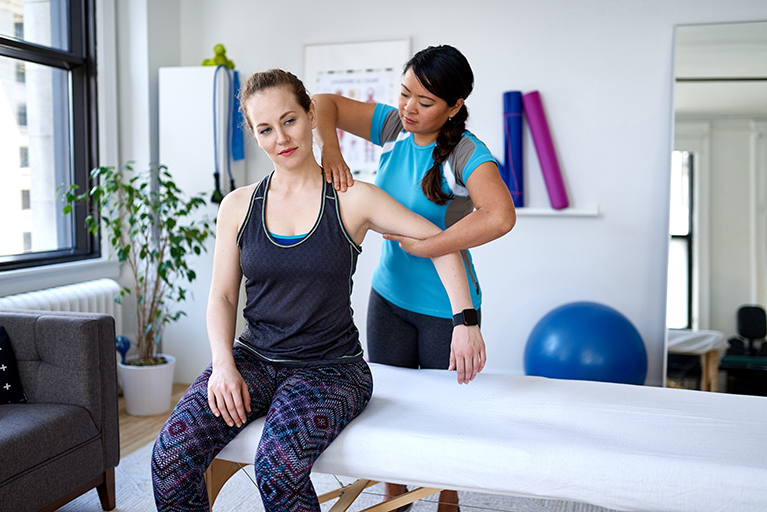 An inside look into physiotherapy