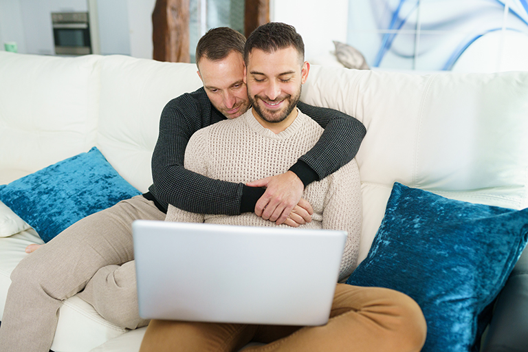 Connecting with your partner