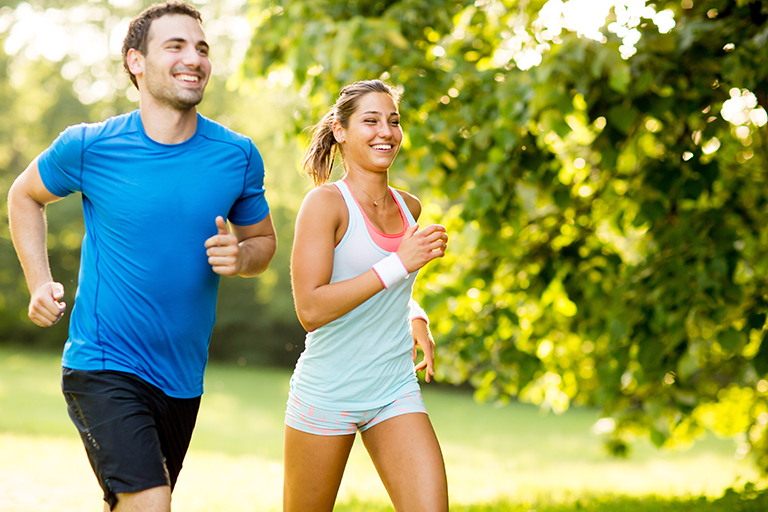 Physical activity – how much is enough?