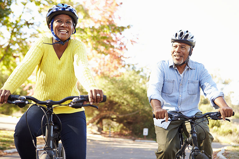 Let's go for a ride – tips for cyclists